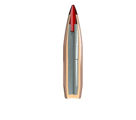 Hornady  Eld  Match With Heat Shield  Tip.